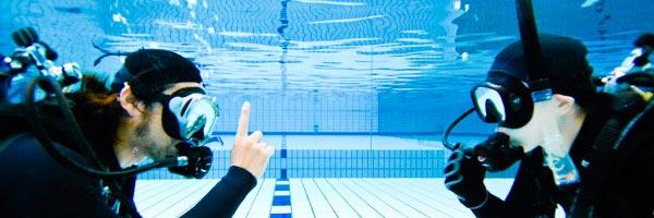ダイビングを始めるのイメージ